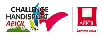 Logo Challenge Handisport APICIL
