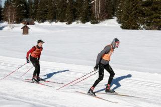 Stage ski nordique vercors handisport