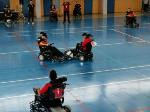 Samedi 20 avril dernier, le GFFE s'est imposé lors du tournoi organisé à la Halle des Sports Jeannie Longo à Sassenage