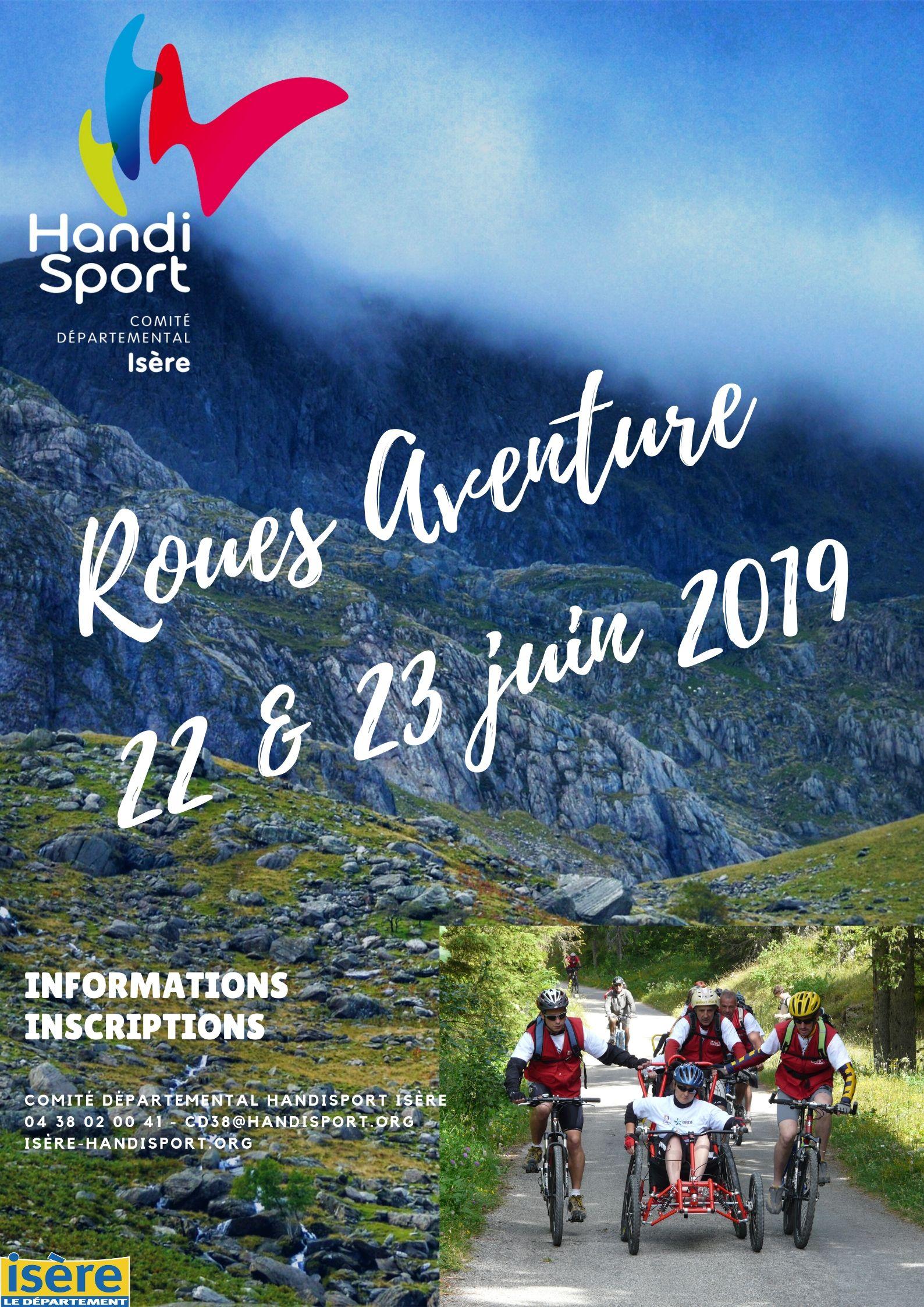 Roues Aventure 2019