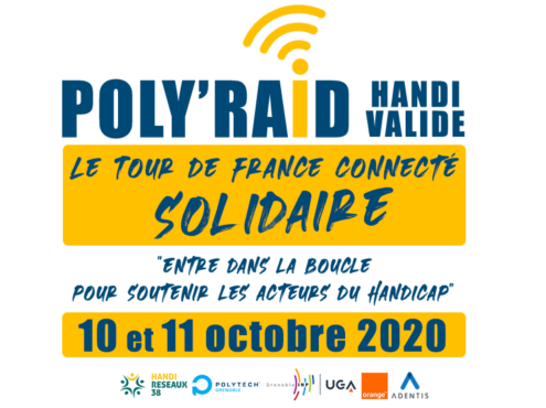 Poly'Raid Handi Valide 10 et 11 octobre 2020