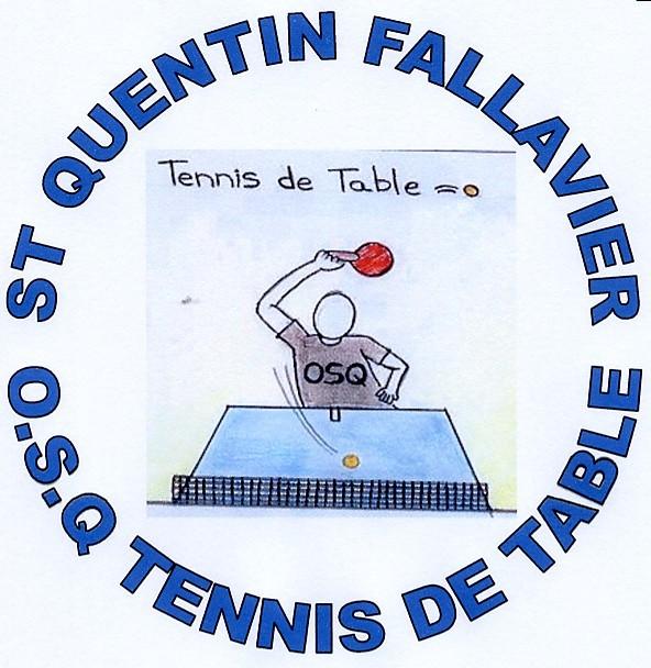 Une nouvelle section Tennis de Table à St Quentin-Fallavier