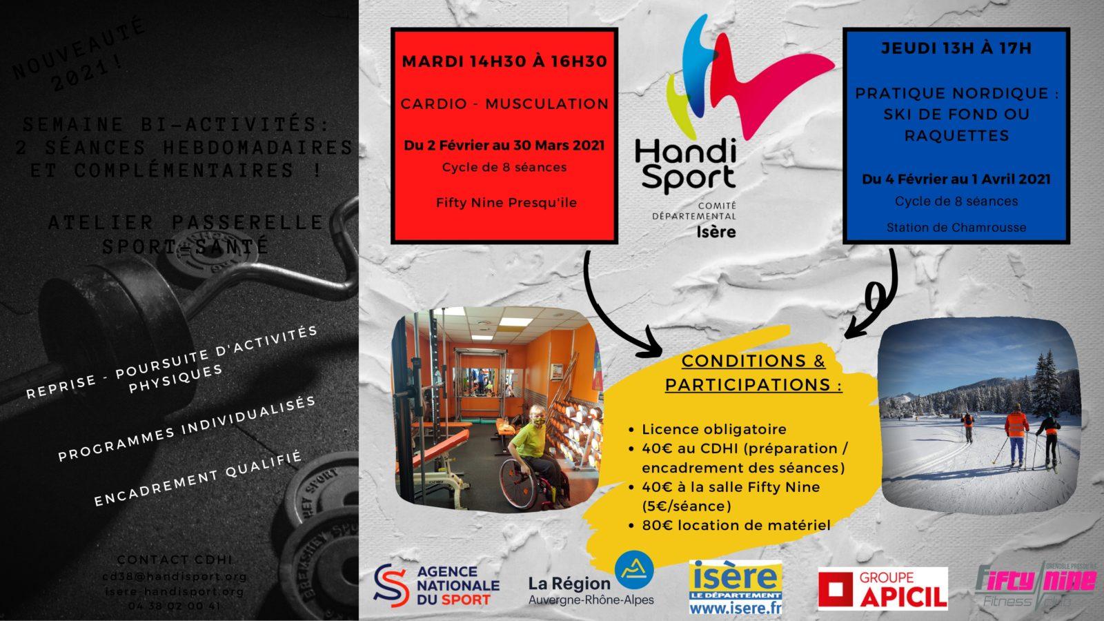 Ateliers Passerelles Sport-Santé