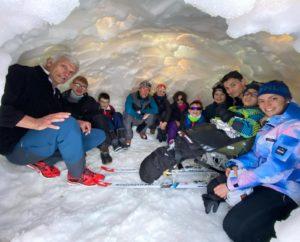 2021 Stage Ski Jeunes