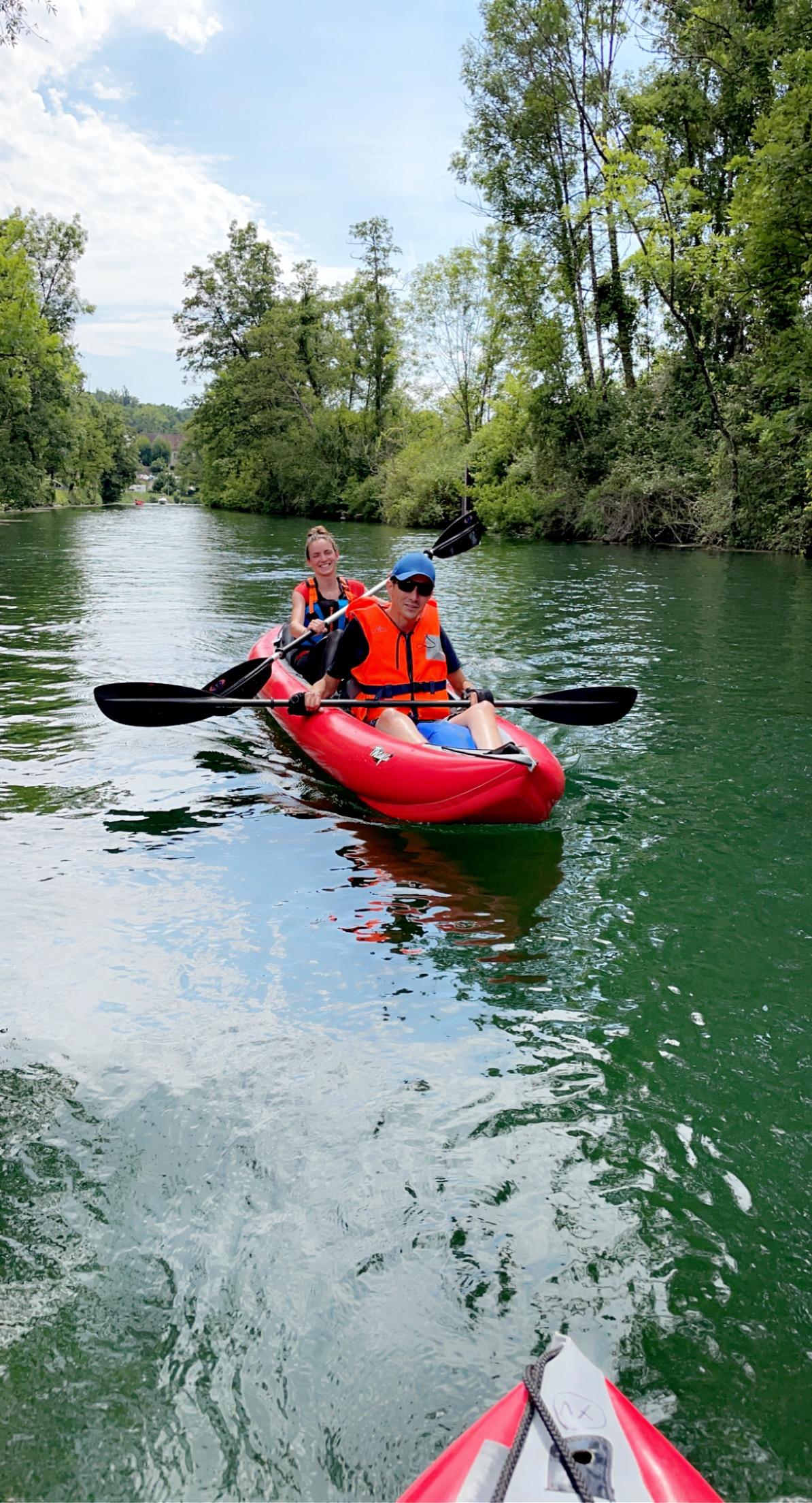 Au fil de l'eau – Handi Kayak
