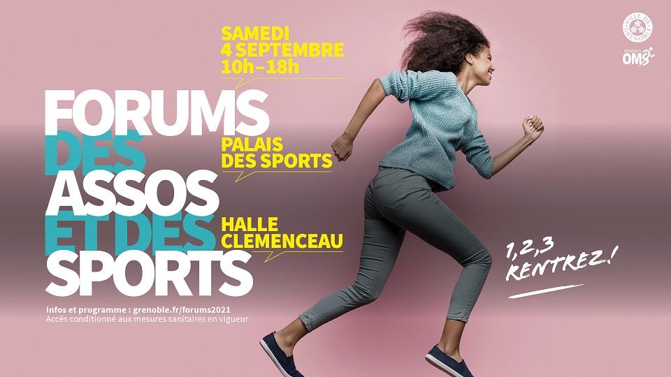 Forums des Assos et des Sports