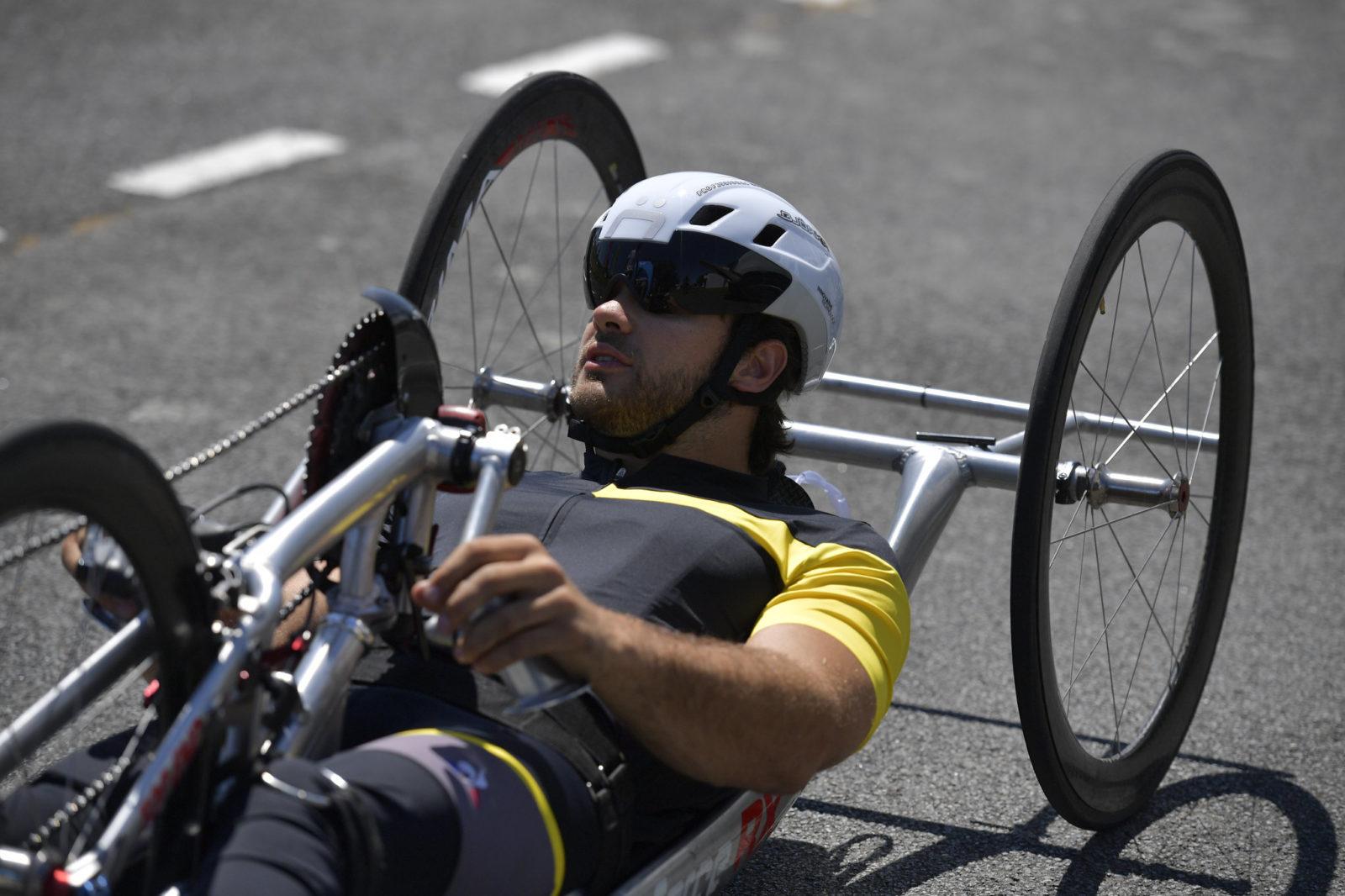 Cyclisme Adapté