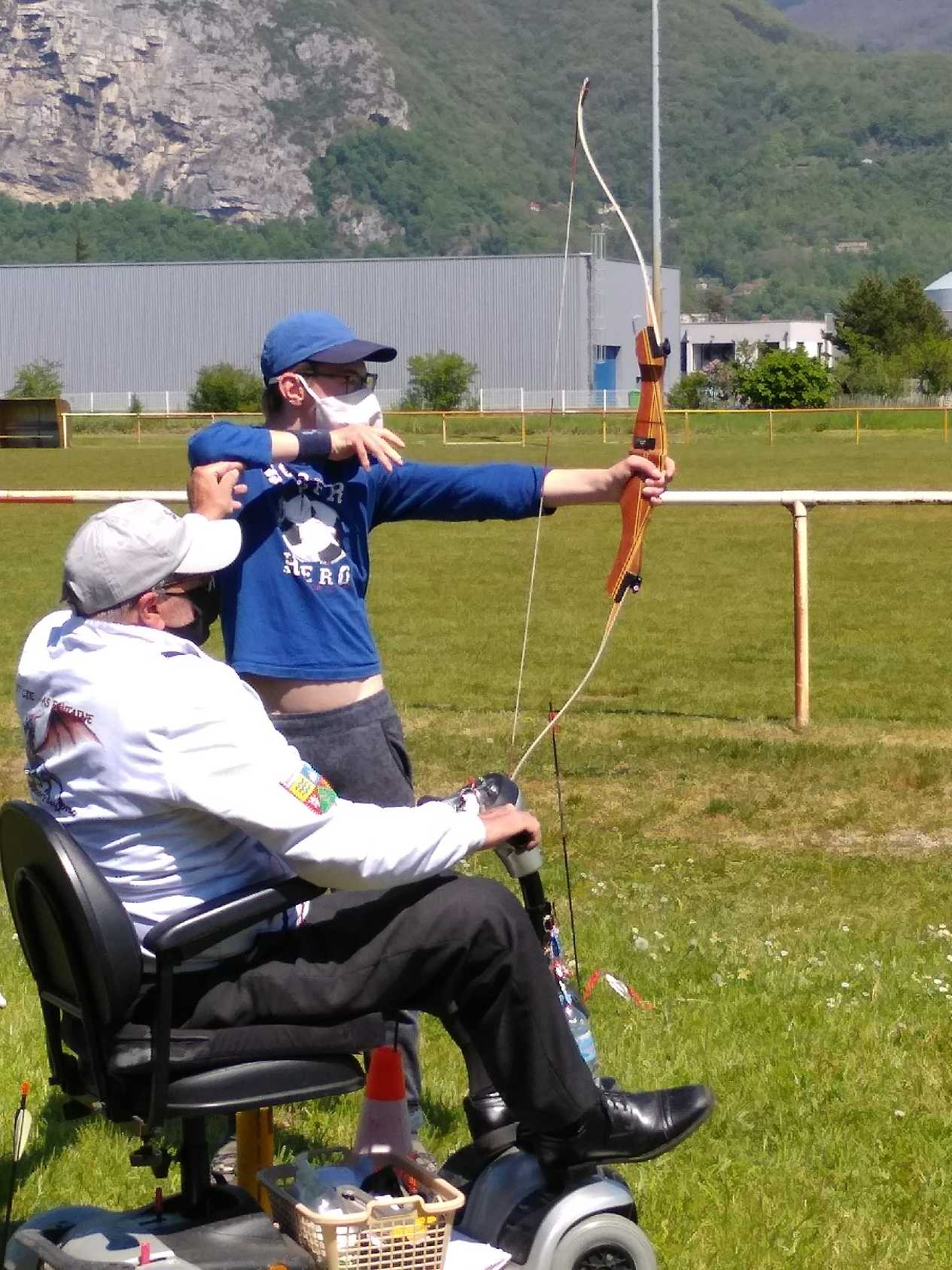 Stage Sportif Jeunes – Natation & Tir à l'Arc