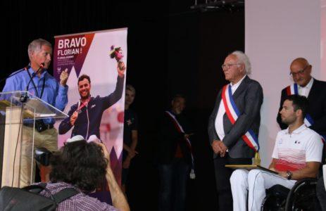 Le retour du héros Florian Jouanny